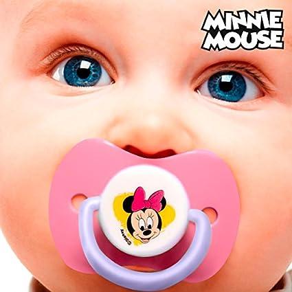 Kiokids 8919 - Set de 2 chupetes Baby Minnie de Disney ...