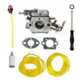 ANTO C1M-H58 Carburetor for Ryobi Homelite 308070001 985597001 46cc Chainsaw Zama C1MH58 Engines with Tune Up Kit