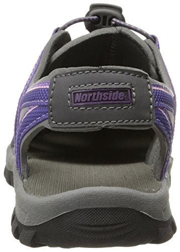 Sandal Cruz Women's Gray Toe Purple Santa Closed Northside xWRTnwvPn
