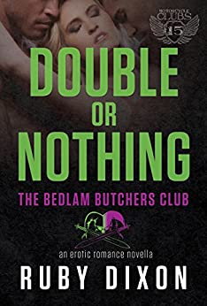 Double or Nothing by Ruby Dixon