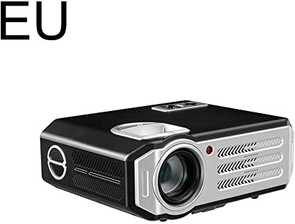 Hook.s. RD-817 Mini proyector de 3200 lúmenes, 1080P Full HD LED ...