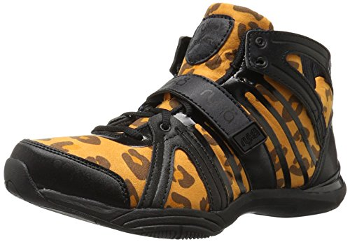 Ryka Women's Tenacity Cross-Trainer Shoe, Leopard, 10.5 M US