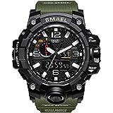 NAVIFORCE Men Sport Dual Display Watch Casual...