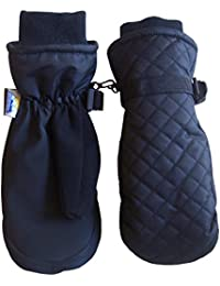 N'Ice Caps Kids Thinsulate and Waterproof Quilted Ski...