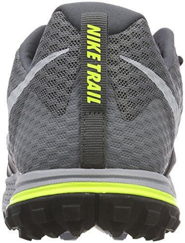 best service 57992 b75a8 Nike Air Zoom Wildhorse 4, Scarpe da Trail Running Uomo, Grigio (Dark Wolf  Grey Black Stealth 001), 47 EU  Amazon.it  Scarpe e borse