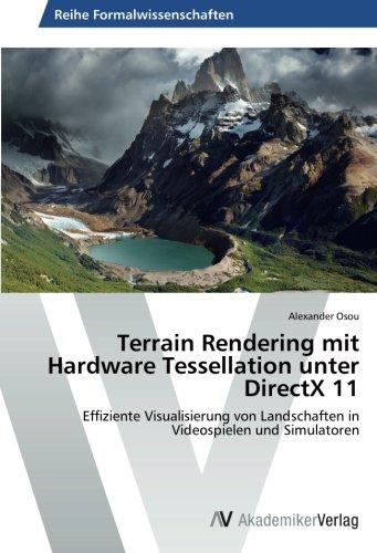 Terrain Rendering mit Hardware Tessellation unter