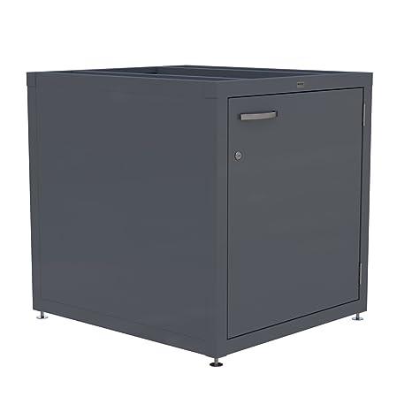 Armario para lavadora/secadora - Podio de acero inoxidable con ...