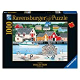Ravensburger Fisherman's Cove Canadian Collection Canadienne Puzzle (1000-Piece)