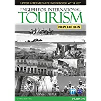 English for International Tourism Upper Intermediate New Edition Workbook with Key and Audio CD Pack (English for Tourism)