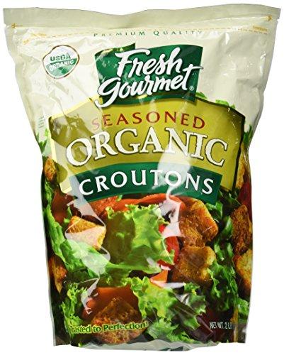 restaurant croutons - 2
