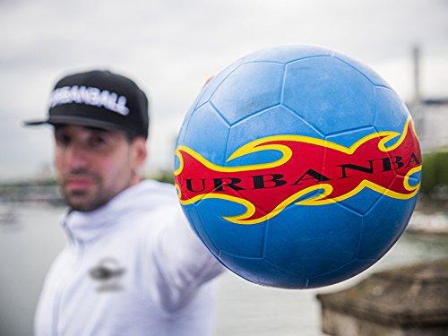 Sky Fire urbanball – Freestyleサッカーバルーン B075ZYLFS5