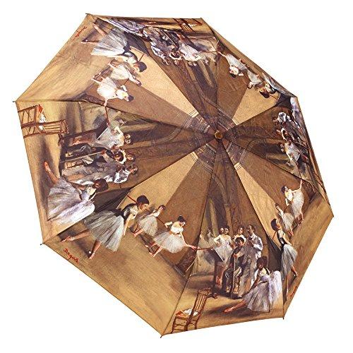 Galleria Folding Umbrella - GALLERIA Ballerina Folding Umbrella, 1 EA