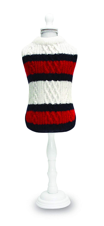 CROCI C7274224 Street Dandy Sweater for Dogs, 25 cm