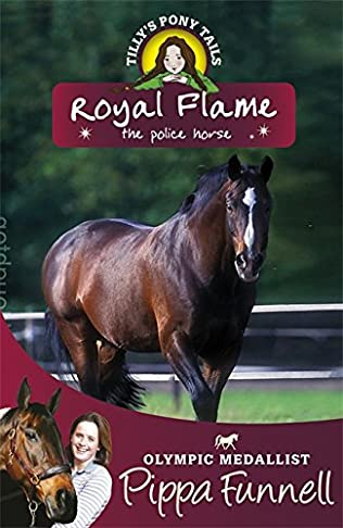 book cover of Royal Flame