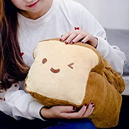 Bread Loaf Plush | Kawaii Food Plushies 12