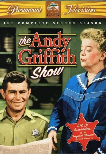 The Andy Griffith Show - The Complete Second Season