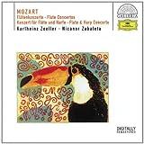 Concerto pour flûte / Concerto pour flûte & harpe (Coll. galleria)