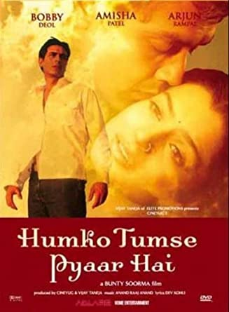 Humko Tumse Pyaar Hai Dvd By Bobby Deol Amazon Co Uk Bobby Deol