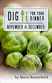 Dig for Your Dinner in November & December by [Butterfield, Mavis]