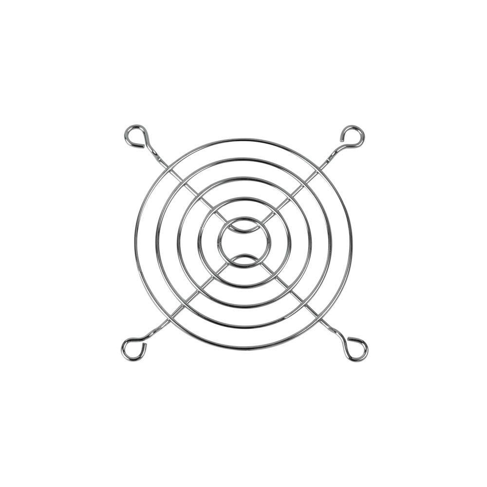 L/üfterabdeckung aus Stahl f/ür 80 mm L/üfter I L/üftergitter Luftstrom-Durchl/ässig I Erh/ältlich in unterschiedlichen Gr/ö/ßen ARCTIC Fan Grill