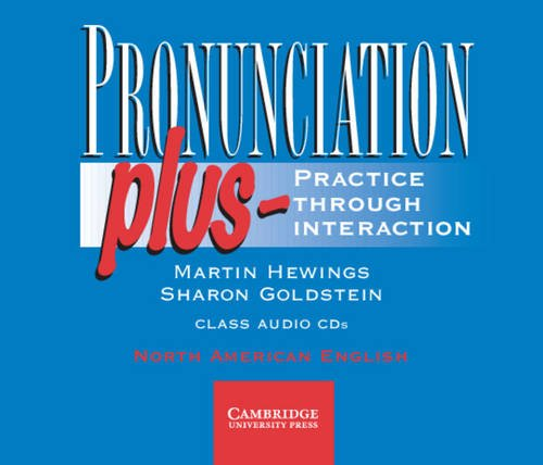 Pronunciation Plus Class Audio CDs by Cambridge University Press