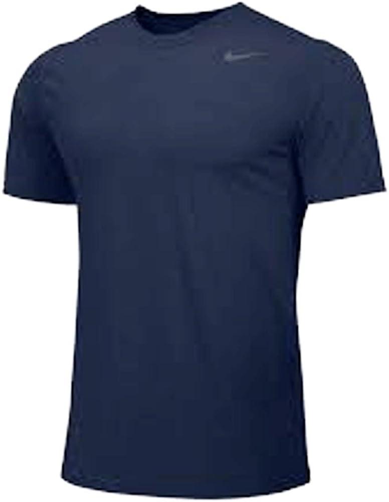 Nike Men's Legend Short Sleeve Dri-Fit Shirt 727982: Clothing