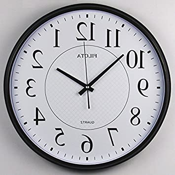 office wall clocks. Y-Hui School Classroom Clock On The Office Wall Clocks Table Antique Amazon.com