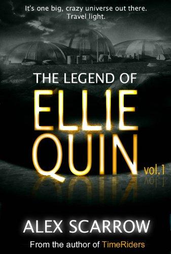 Ellie Quin Episode 1: The Legend of Ellie Quin (The Ellie Quin Series)