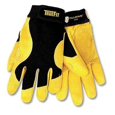 Tillman TrueFit Top Grain Working Gloves - Tillman TrueFit Goatskin X-Large - 1470XL