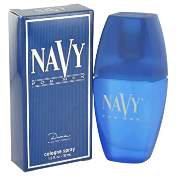 Dana Navy Cologne Spray for Men, 1 Ounce