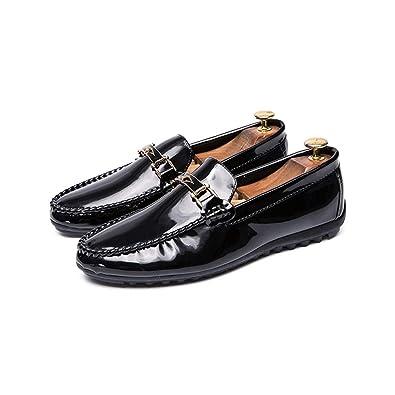 Scarpe Scarpe Oxford da Uomo di Guida Mocassino Classic