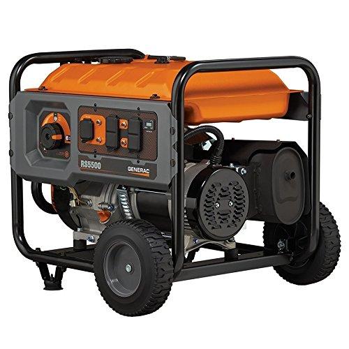 Generac 6672 RS5500 Generator