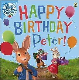Peter Rabbit Animation Happy Birthday Amazonde Beatrix Potter Fremdsprachige Bucher