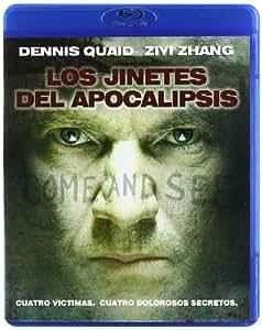 Los Cuatro Jinetes del Apocalipsis (Horsemen) [Blu-ray]