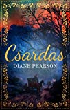 Front cover for the book Csardas by Diane Pearson