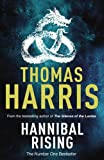 Front cover for the book Hannibal Rising by Thomas Harris