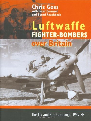 The Luftwaffe Fighter Bombers by Goss, Chris (2004) Hardcover ()