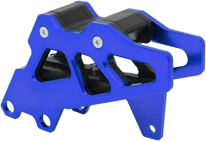 Cnc Kettenschutz Führungsschutz Für Yamaha Wr250f Wr400f Wr426f Wr450f Yz125 Yz250 Yz250f Yz450f Yz426f Yz450f Yzf Wrf 250 400 426 450 Motorrad Dirt Bike Blue Auto