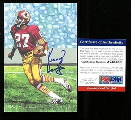 Washington Redskins Autographed Legends 16 x 20 Photograph with 24 Signatures Fanatics Authentic Certified