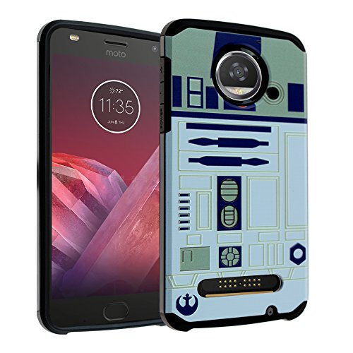 Moto Z2 Force Case, DURARMOR [Drop Protection] Hybrid, used for sale  Delivered anywhere in USA