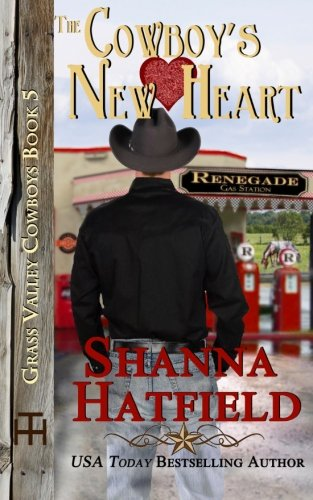 The Cowboy's New Heart (Grass Valley Cowboys) (Volume 5) PDF