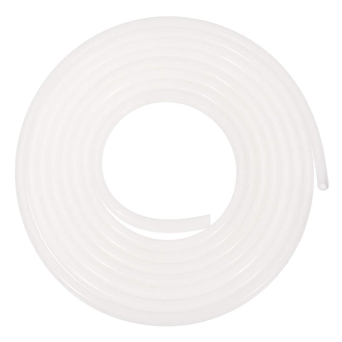 uxcell Silicone Tubing 1//8 Inch ID X 1//4 Inch OD X 9.8 Feet High Temp Hose Tube