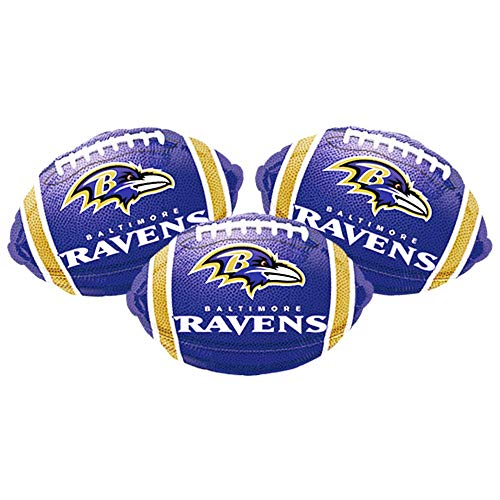 Baltimore Ravens Decorations - Baltimore Ravens Football Sport Party Decoration 18