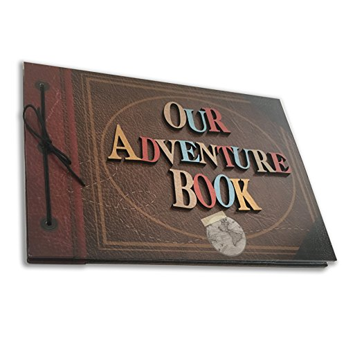 Album Our Adventure Book Version Letras 3D