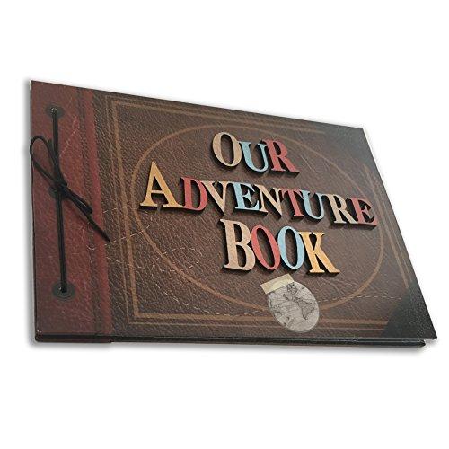 Album Our Adventure Book Version Letras 3D