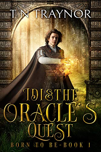 Idi & The Oracle's Quest by Tracy Nancy Traynor ebook deal