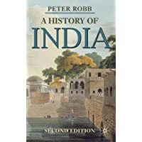 A History of India (Palgrave Essential Histories Series)
