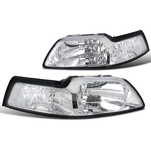 Spec D Tuning LH MST99 RS Mustang Headlights