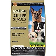 CANIDAE All Life Stages Dog Dry Food Chicken, Turkey, Lamb & Fish Meals Formula, 44 lbs