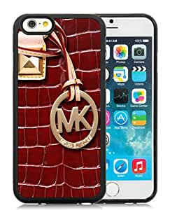 Popular M-ichael K-ors iPhone 6/iPhone 6S TPU Case ,Beautiful And Durable Designed Fashion Style 115 Black Phone Case For iPhone 6/iPhone 6S 4.7 Inch Cover Case High Quality Designed Phone Case